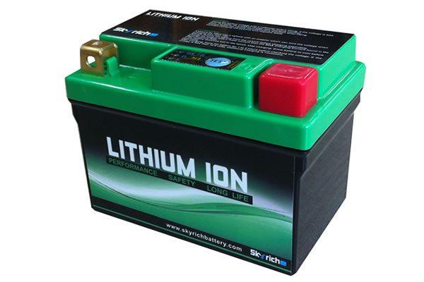 HJTZ5S-FP-WI Skyrich Lithium Batteries